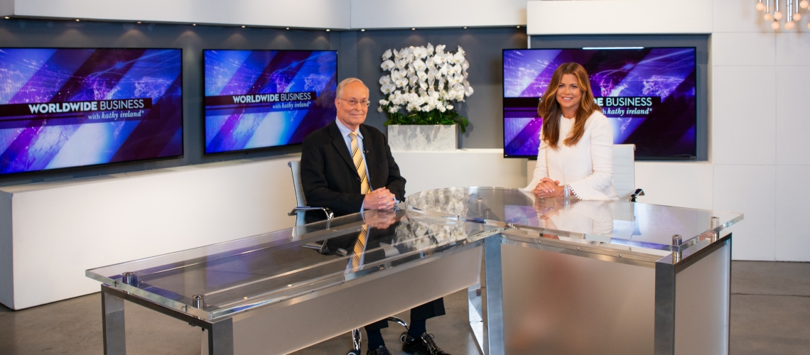 StatWizards featured on Worldwide Business with Kathy Ireland